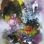 Large Color Fever Art23 Art Print