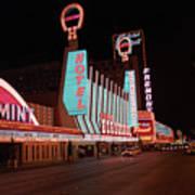 Las Vegas 1983 #4 Art Print