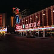 Las Vegas 1983 #5 Art Print