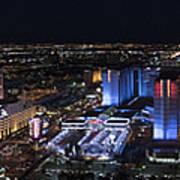 Las Vegas Strip 1 Art Print