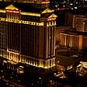 Las Vegas Strip I Art Print