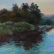 Las Vegas Wetlands Art Print
