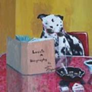 Lassie  A Biography Art Print