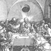 Last Supper 1510 Art Print