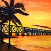 Last Train To Paradise Art Print