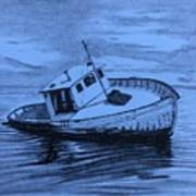 Last Voyage  Art Print
