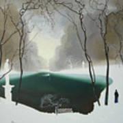 Last Winter Art Print
