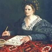 Laura Pisani 1525 Art Print