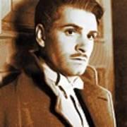 Laurence Olivier, Movie Legend Art Print