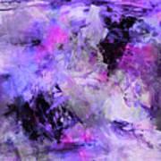 Lavender Gardens Art Print