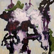Lavender Series No. 2 Art Print