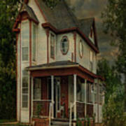 Lawton Home Art Print