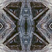 Layers Of Ice #1 - Mount Monadnock Art Print