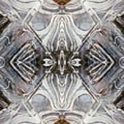 Layers Of Ice #2 - Mount Monadnock Art Print