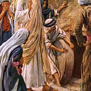 Lazarus, Come Forth Art Print
