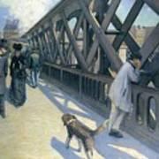 Le Pont De Art Print