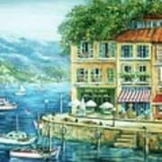 Le Port Art Print