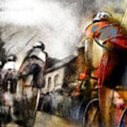 Le Tour De France 06 Art Print