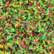 Leaf Riot - Art Print