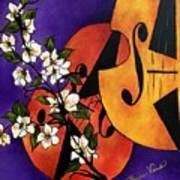 Leclair Sonata Art Print