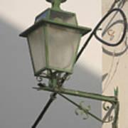 Leen Lamp Art Print