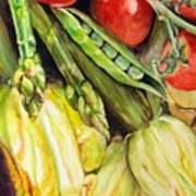 Legumes Art Print