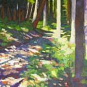 Lena Lake Trail I Art Print