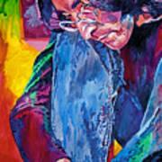 Lennon In Repose Art Print