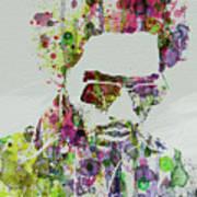 Lenny Kravitz 2 Print by Naxart Studio