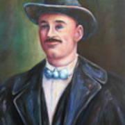 Leonard Mckay Art Print
