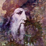 Leonardo Art Print