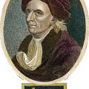 Leonhard Euler, 1707-1783 Art Print