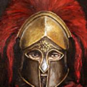 Leonidas Art Print