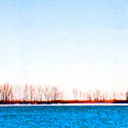 Leslie Spit From Cherry Beach 33 Dbae Art Print
