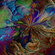 Let The Earth Bring Forth Art Print