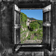 Let's Open The Windows - Apriamo Le Finestre Art Print