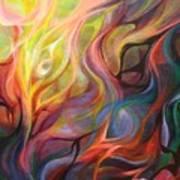Letting Light In  Art Print