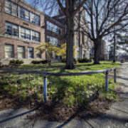 Lew Wallace High School April 2015 017 Art Print