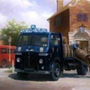 Leyland Dray Mitchell's And Butlers Art Print