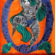 Lib-460 Art Print
