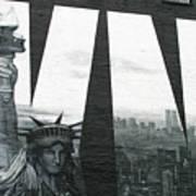 Liberty To All Art Print