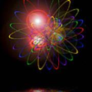 Light And Energy Art Print