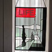 Life Cover By Ed Clark Art Print