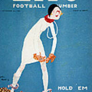 Life: Hold Em, 1925 Art Print