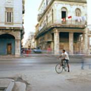 Life In Cuba Art Print