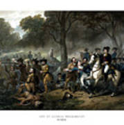 Life Of George Washington - The Soldier Art Print