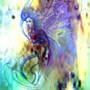 Light Dancer Art Print