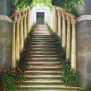 Light Of Italy Art Print