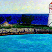 Lighthouse IIi Art Print
