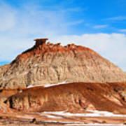 Like A Mound Of Prehistoric Mud Art Print